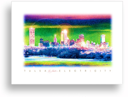 TULSA ElectriCity by Ken Johnston