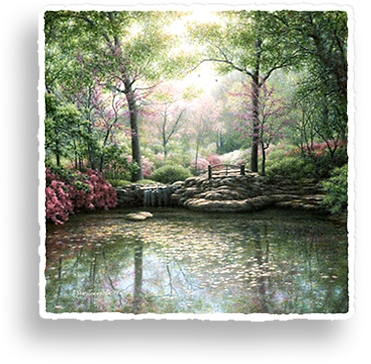 KenJohnston.com > Landscapes > Sprint Magic Art Print